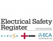 Electrical safety registered business